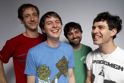 For Your Ears Only: Animal Collective
