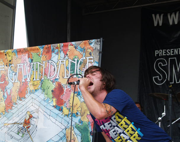 Vans Warped Tour 2009: Interview – Dance Gavin Dance