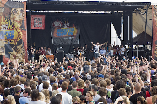 A Word About…Vans Warped Tour 2009
