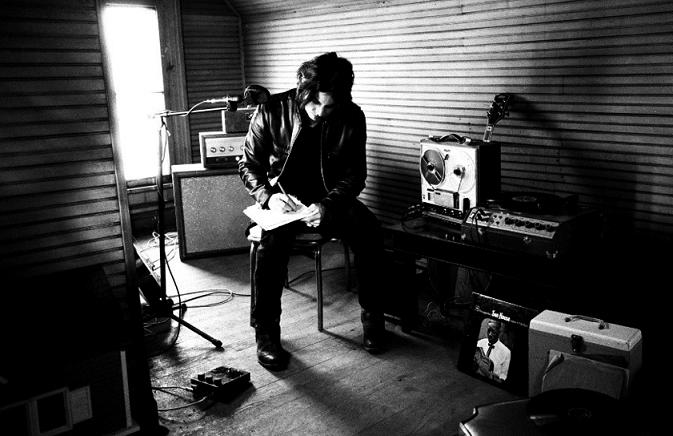 Jack White Releases First Solo Effort