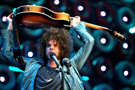 Wolfmother Howl At The Moon With New Track