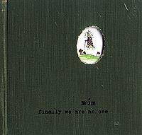 Mum - Finally We Are No One