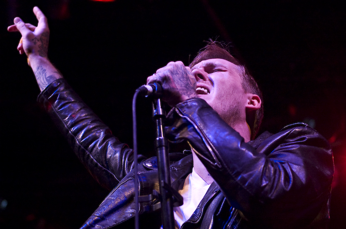 Going Live: The Gaslight Anthem