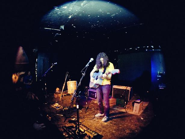 Going Live: Kurt Vile