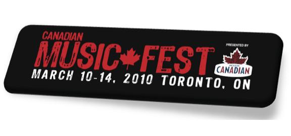 A Word About…Canadian Music Week 2010
