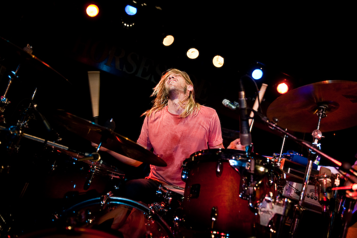 Going Live: Taylor Hawkins
