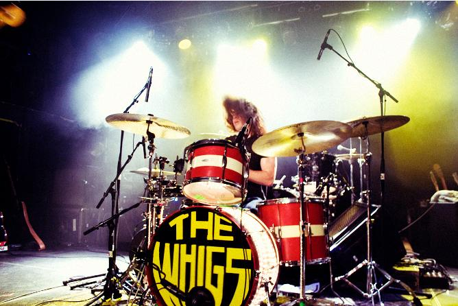 Going Live: The Whigs