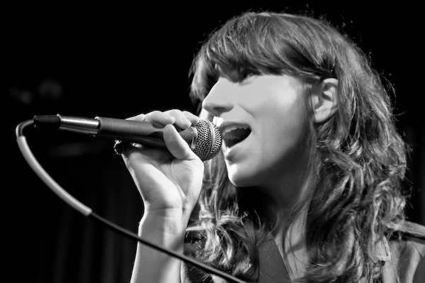 Going Live: The Fiery Furnaces