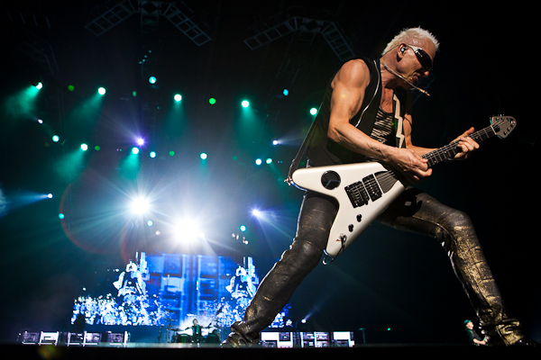 Going Live: The Scorpions