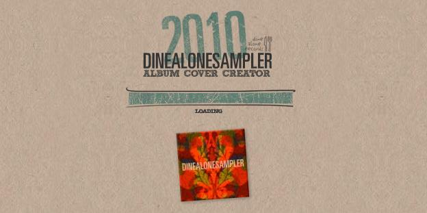 Dine Alone Records Interactive Sampler