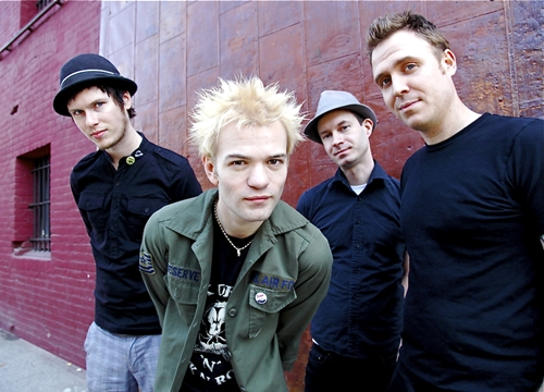Interview – Sum 41 (VWT 2010)
