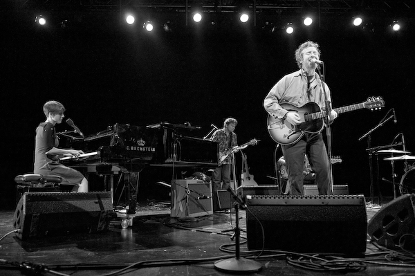 Going Live: The Swell Season