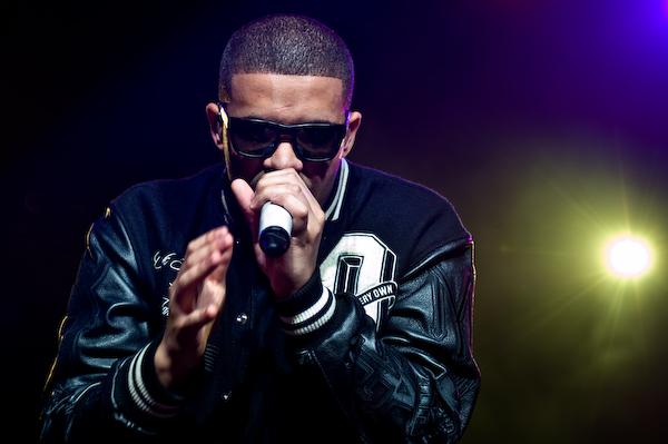 Going Live: Drake