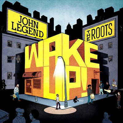 "REVIEW: John Legend And The Roots – ""Wake Up"""