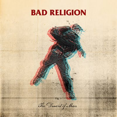 "REVIEW: Bad Religion – ""The Dissent Of Man"""