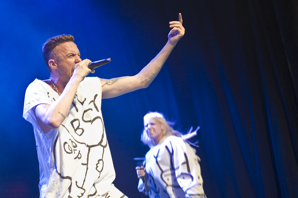 GOING LIVE: Die Antwoord