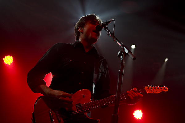 GOING LIVE: Jimmy Eat World
