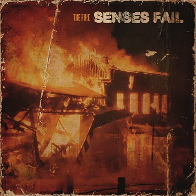 "REVIEW: Senses Fail – ""The Fire"""