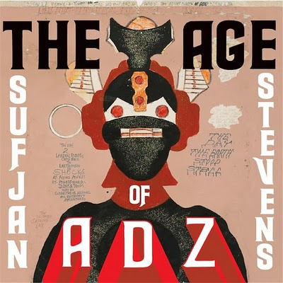 "REVIEW: Sufjan Stevens – ""The Age Of Adz"""