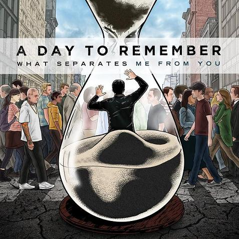 "REVIEW: A Day To Remember – ""What Separates Me.."""