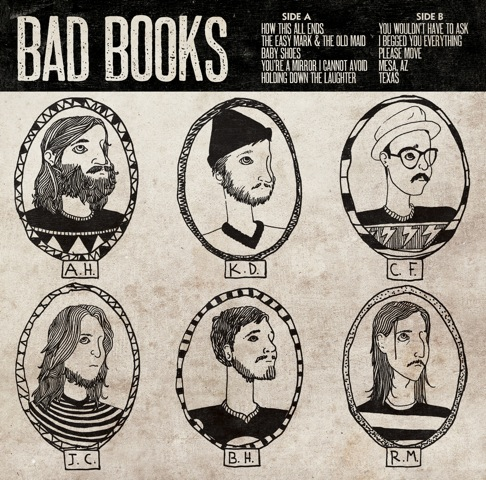 "REVIEW: Bad Books – ""Bad Books"""