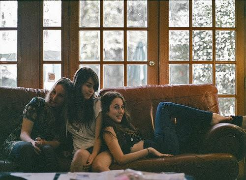 FOR YOUR EARS ONLY: Haim