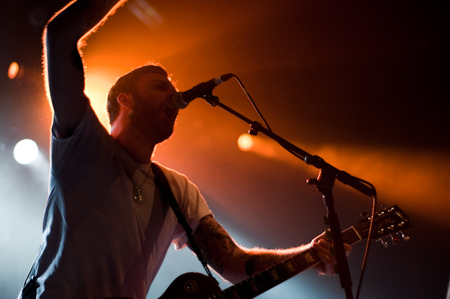 GOING LIVE: Alexisonfire, Four Year Strong