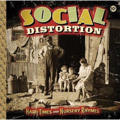 "REVIEW: Social Distortion – ""Hard Times.."""