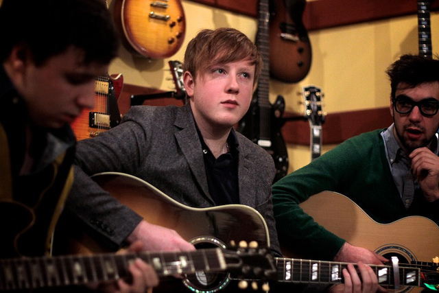LIVE VIDEO: Two Door Cinema Club