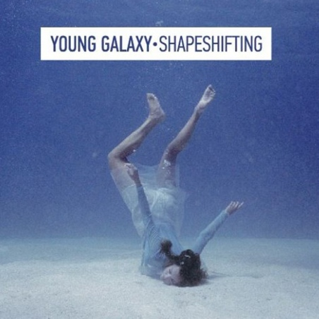 "REVIEW: Young Galaxy – ""Shapeshifting"""