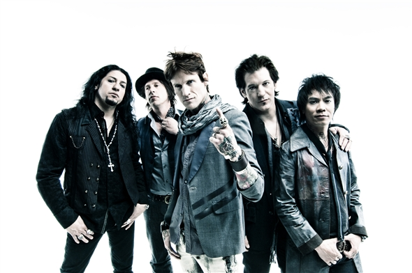 Q&A: Buckcherry (CMW 2011)