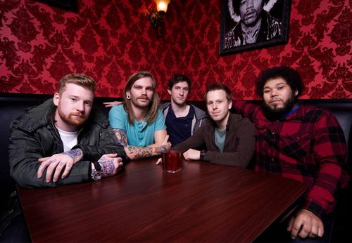 INTERVIEW: Dance Gavin Dance (SXSW 2011)