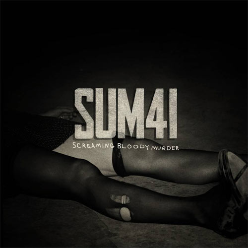"REVIEW: Sum 41 – ""Screaming Bloody Murder"""