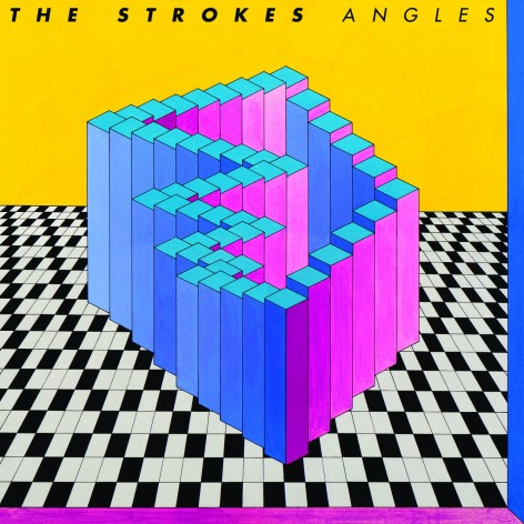 "REVIEW: The Strokes – ""Angles"""