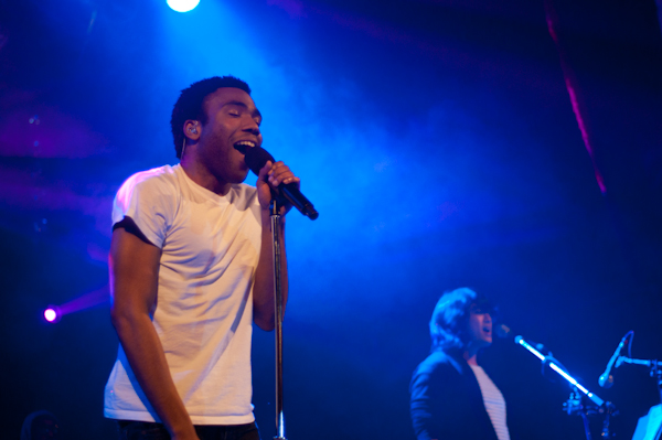 GOING LIVE: Childish Gambino