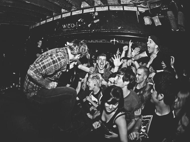 GOING LIVE: Every Time I Die, The Chariot | BLARE