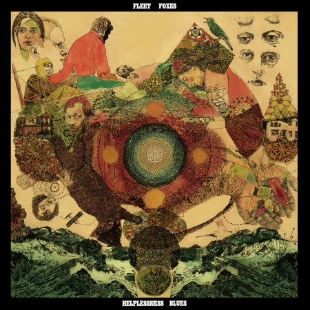 "REVIEW: Fleet Foxes – ""Helplessness Blues"""