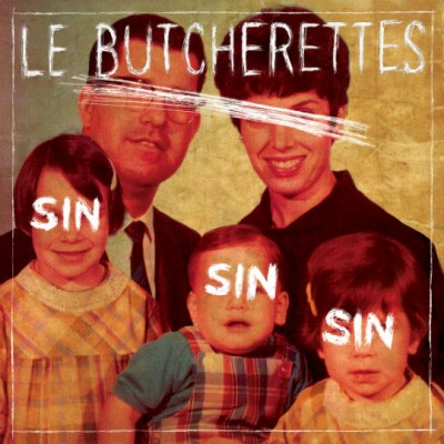 "REVIEW: Le Butcherettes – ""Sin Sin Sin"""