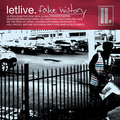 "REVIEW: letlive. – ""Fake History"""