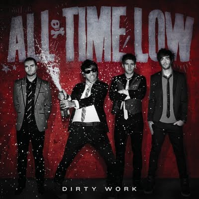 "REVIEW: All Time Low – ""Dirty Work"""
