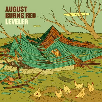 "REVIEW: August Burns Red – ""Leveler"""