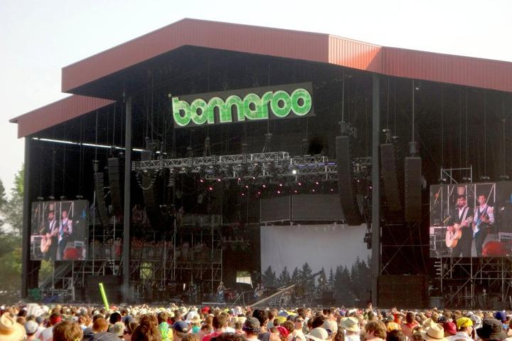 GOING LIVE: Bonnaroo 2011