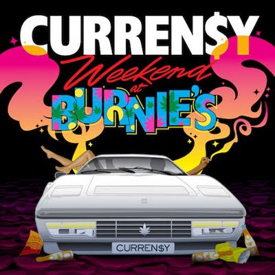 "REVIEW: Curren$y – ""Weekend At Burnie's"""