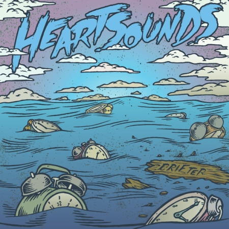 "REVIEW: Heartsounds – ""Drifter"""