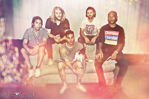 VIDEO: letlive.