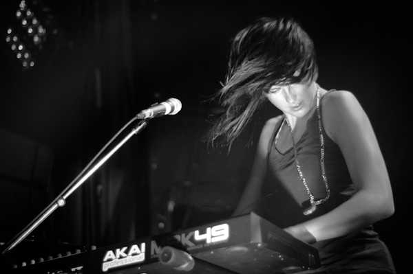 GOING LIVE: Phantogram