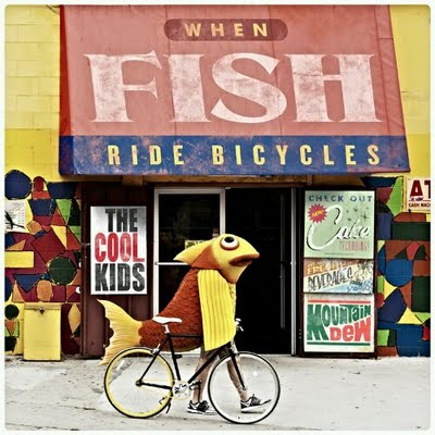"REVIEW: The Cool Kids – ""When Fish Ride Bicycles"""