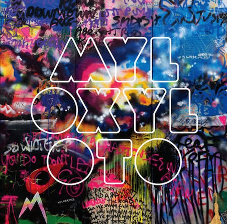 "REVIEW: Coldplay – ""Mylo Xyloto"""