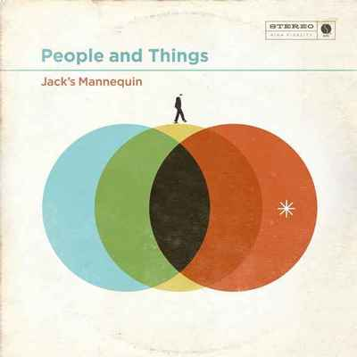 "REVIEW: Jack's Mannequin – ""People And Things"""