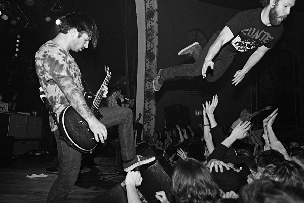 GOING LIVE: Every Time I Die, Stray From The Path | BLARE